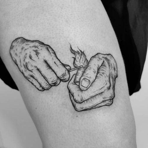 Bo Hun inksearch tattoo
