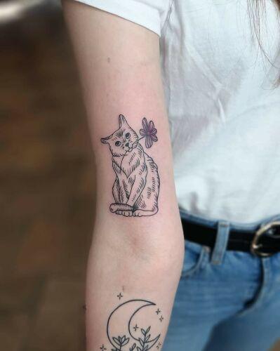 Forsycja_tattoo inksearch tattoo