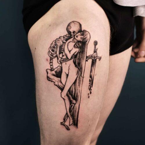 brzydko666 inksearch tattoo