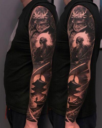 Alex Oberov inksearch tattoo