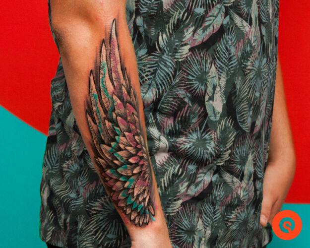 Przemek Korczyński (mechanicznapomarancza.eu) inksearch tattoo