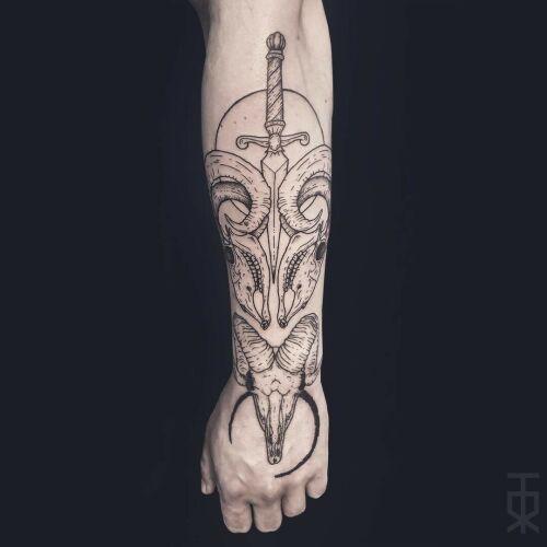 HEX Tattoo inksearch tattoo