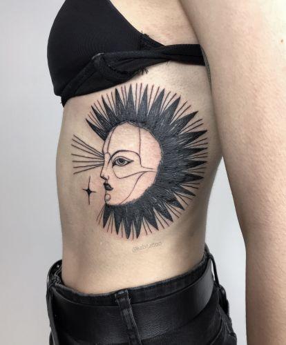 Polina Kabi inksearch tattoo