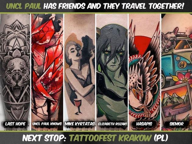 Last Hope Tattoo Artist inksearch tattoo