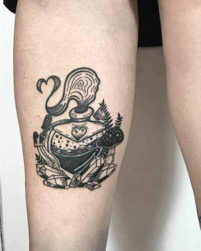 Black Cats Tattoo inksearch tattoo