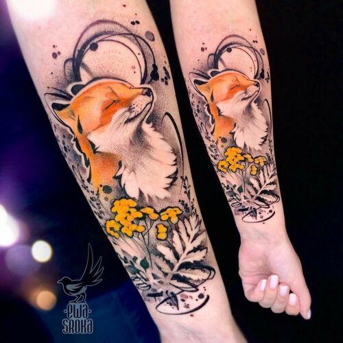 Ewa Sroka inksearch tattoo