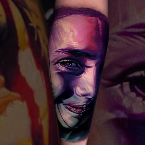 Samuel Potucek inksearch tattoo