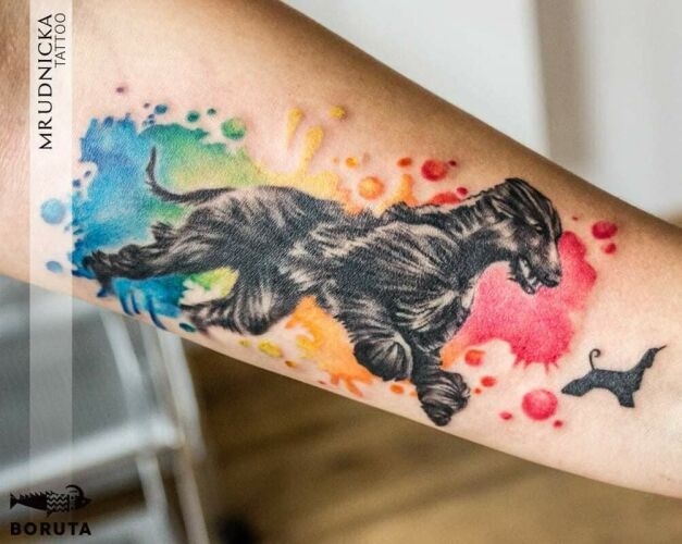 Boruta Tattoo & Art Collective inksearch tattoo