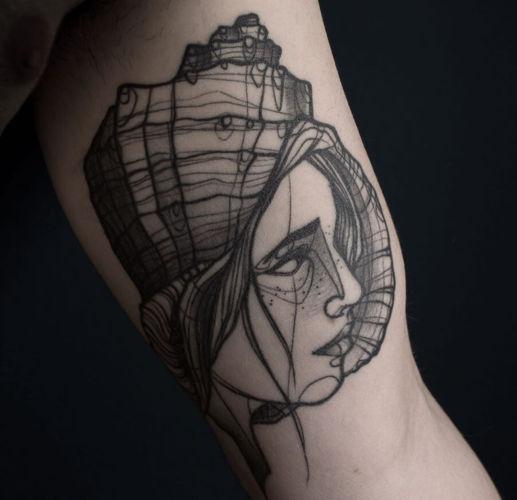 Paulina Kemnitz Tattoo inksearch tattoo