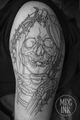 Meg.Ink inksearch tattoo
