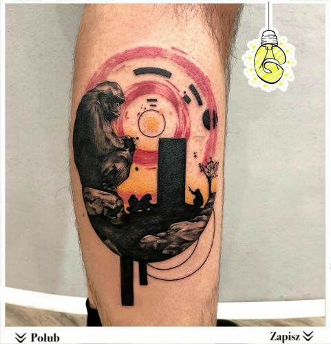 Grażka.Art inksearch tattoo
