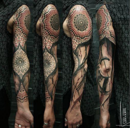 Dora Arts inksearch tattoo