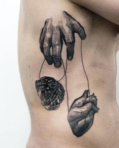 Mike Kyrtatas inksearch tattoo