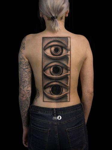 JAMIE LUNA inksearch tattoo