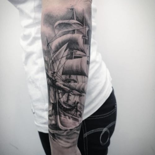 Selfmade Tattoo Berlin inksearch tattoo