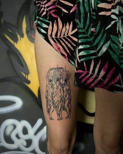 Gloson inksearch tattoo
