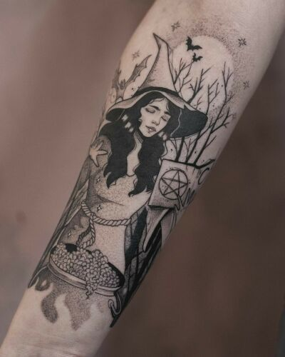 Sny Pracownia inksearch tattoo