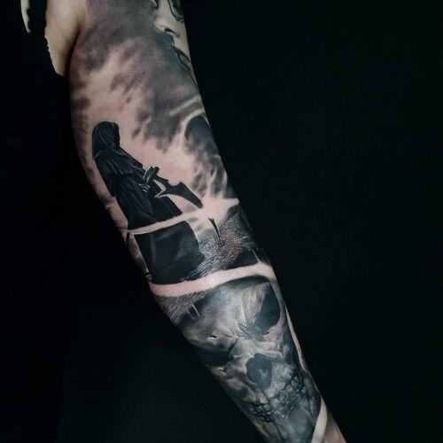 Tintenfüller Tattoo inksearch tattoo