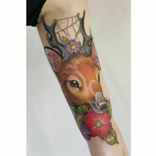 Dziary u Barbary inksearch tattoo