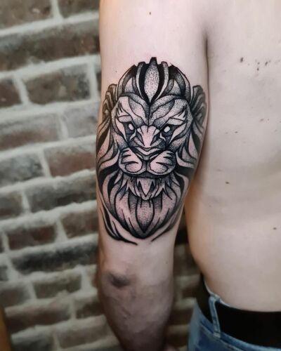Czarna Wyspa Tattoo inksearch tattoo