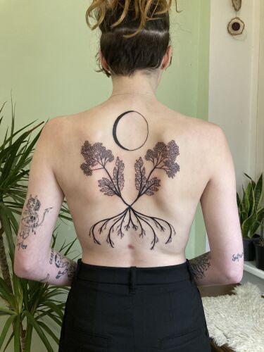 Maia Friend inksearch tattoo