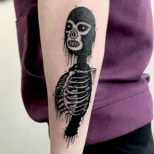 Filosh Pink inksearch tattoo