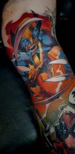 MIREK inksearch tattoo