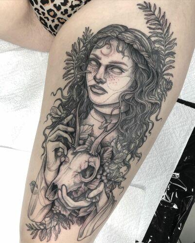 Crystvlmind ART inksearch tattoo