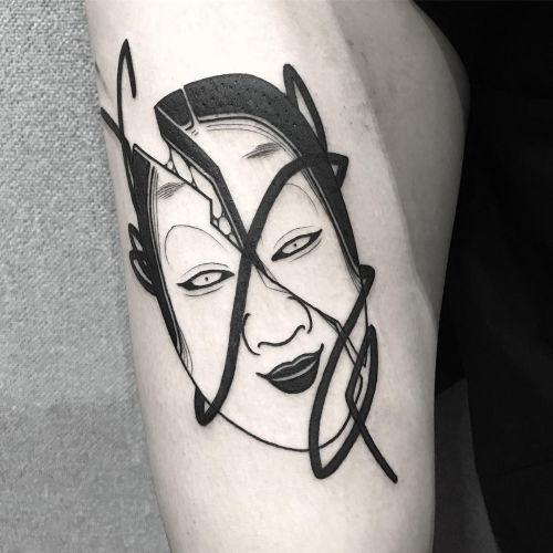 Oscar Hove inksearch tattoo