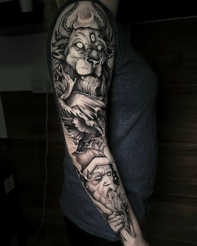 Kawarin inksearch tattoo