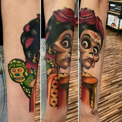Betty Tattoo Shop inksearch tattoo
