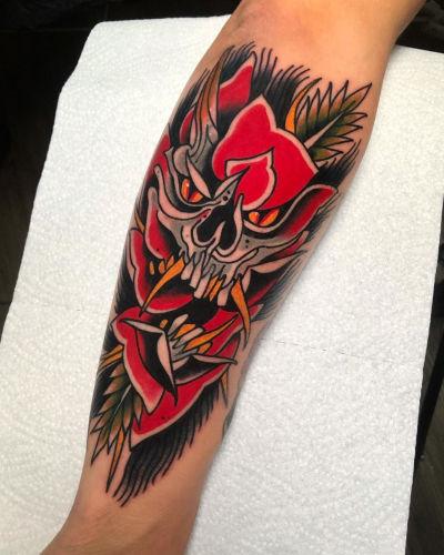 Daniel Lonner Tattoo inksearch tattoo