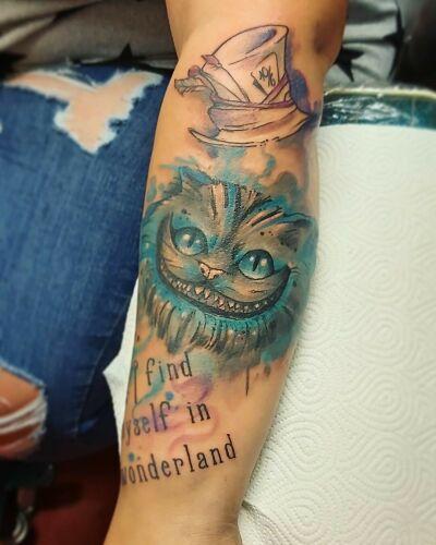 Viktorias Art inksearch tattoo