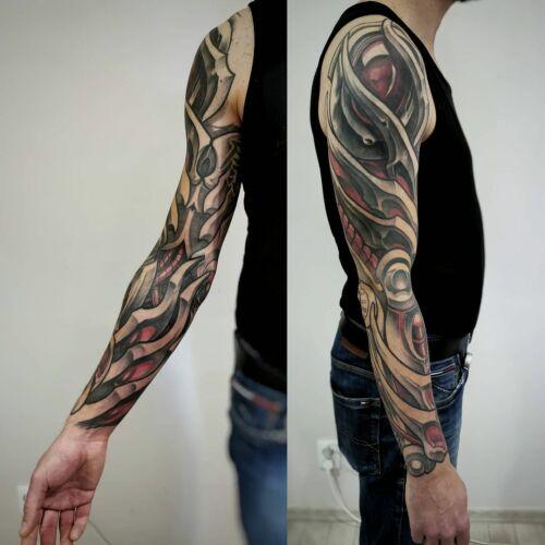 Daniel Kapala inksearch tattoo