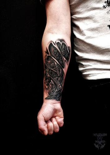 Hardihood Tattoo inksearch tattoo