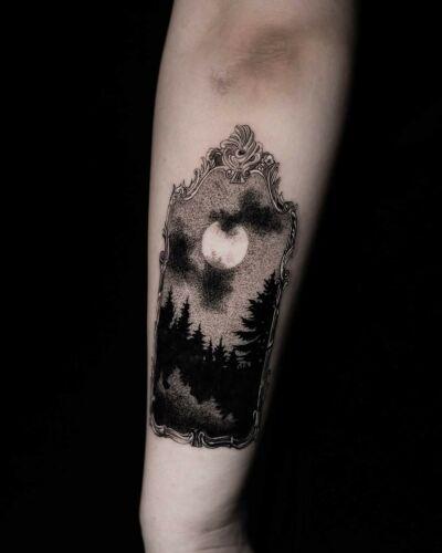 Zmora inksearch tattoo