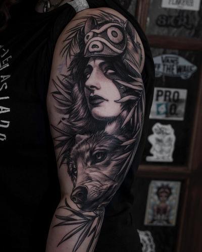 Daniel Baczewski inksearch tattoo
