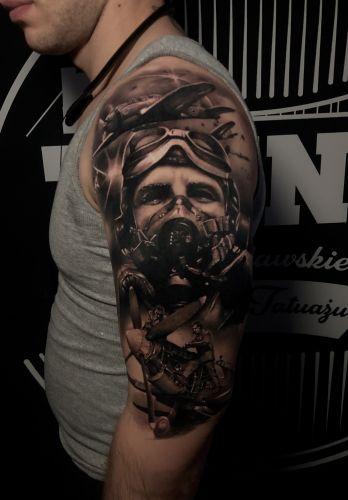 Igor Lubecki (Lubetzky) inksearch tattoo