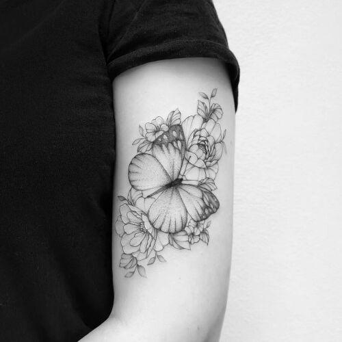 Magdalena Sendłak inksearch tattoo