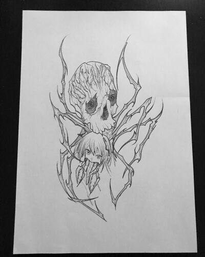 Yume inksearch tattoo