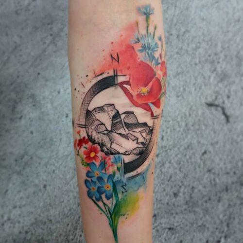 Speak In Color inksearch tattoo