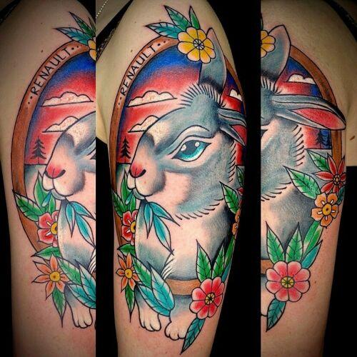Kamil Loco Szymkowiak inksearch tattoo