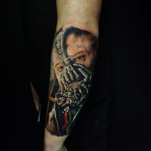 Mayor Ink Mateusz Mayer inksearch tattoo