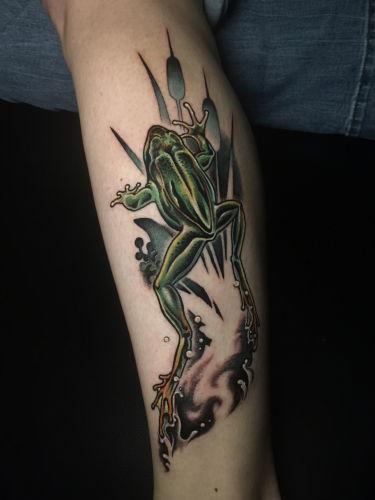 Pjönghwa (Paix) Kim inksearch tattoo