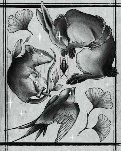 StudioHardcoreTattoo inksearch tattoo