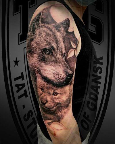 Jarosław Def  Tat-Studio inksearch tattoo