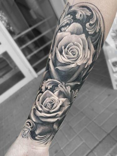 Ik.tattooart inksearch tattoo