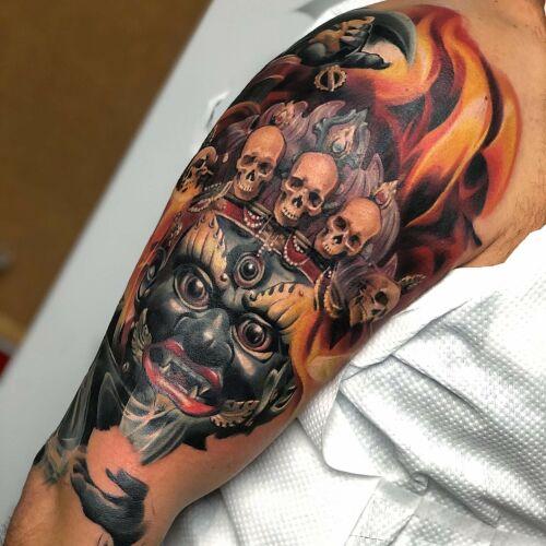 Oxi tattoo inksearch tattoo