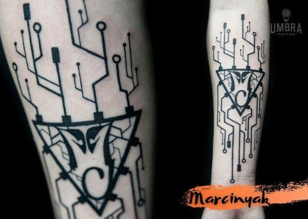 Umbra Tattoo Wrocław inksearch tattoo