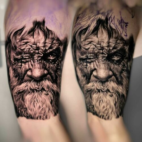 Albert Mazowiecki inksearch tattoo